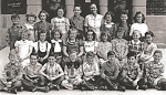 Mrs Ryan- Third Grade, Washington Elementary School.      Names may not be in specific order:   Top Row: Elaine Pierson,